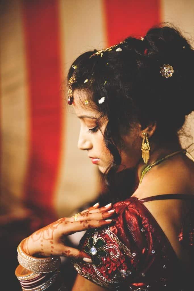 beautiful indian girl